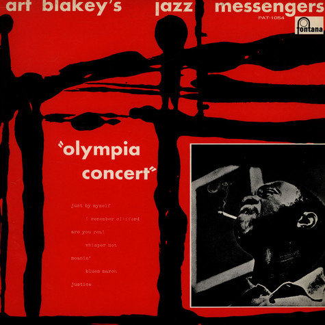 Art Blakey & The Jazz Messengers - Olympia Concert