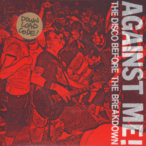 Against Me! - Disco Before The Breakdown