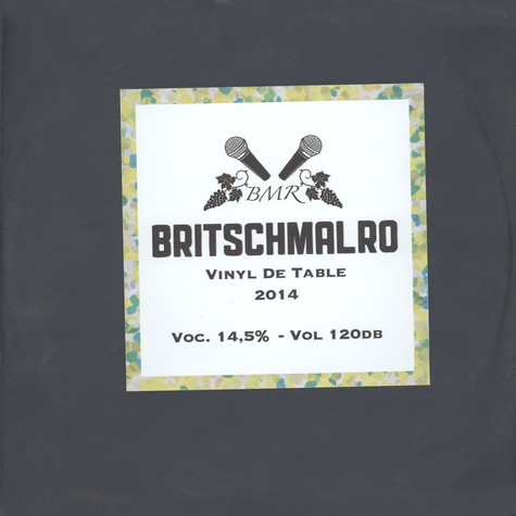 Britschmalro - Vinyl De Table