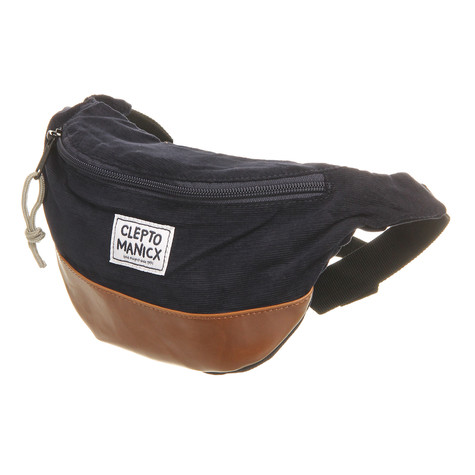 Cleptomanicx - Corduroy Hip Bag