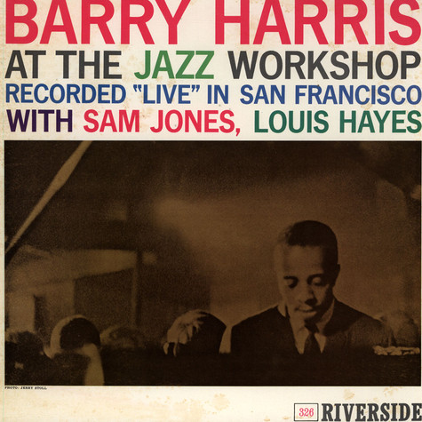 Barry Harris - At The Jazz Workshop