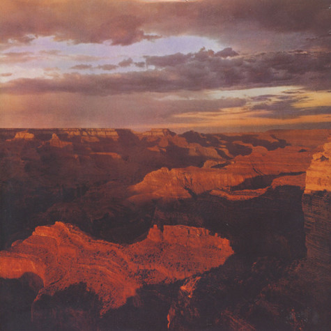 Johnny Cash - The Lure Of The Grand Canyon