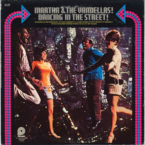 Martha Reeves & The Vandellas - Dancing In The Street!
