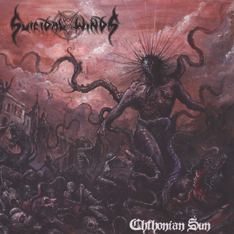 Suicidal Winds - Chtonian Sun