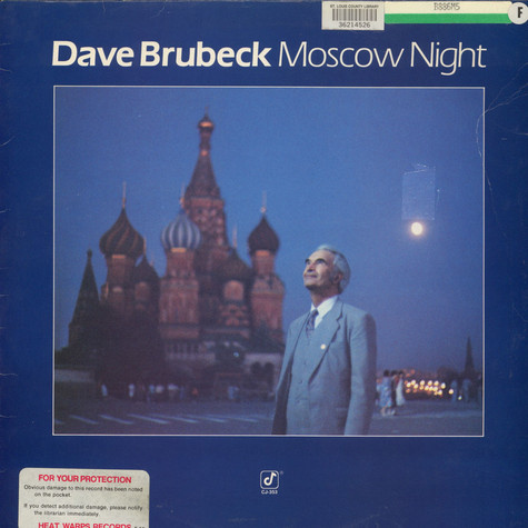 Dave Brubeck - Moscow Night