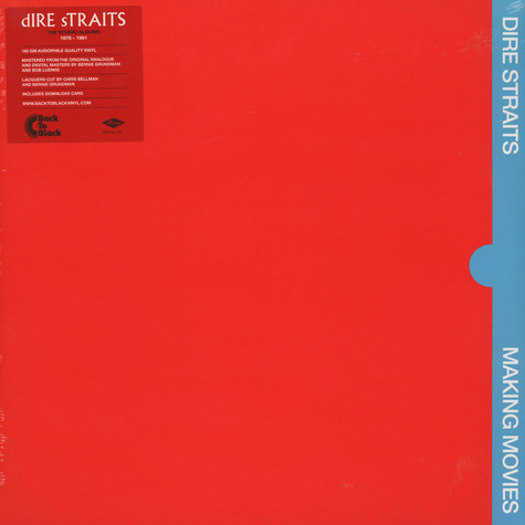 Dire Straits - Making Movies