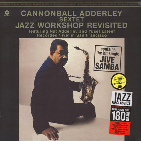 Cannonball Adderley - Jazz Workshop Revisited
