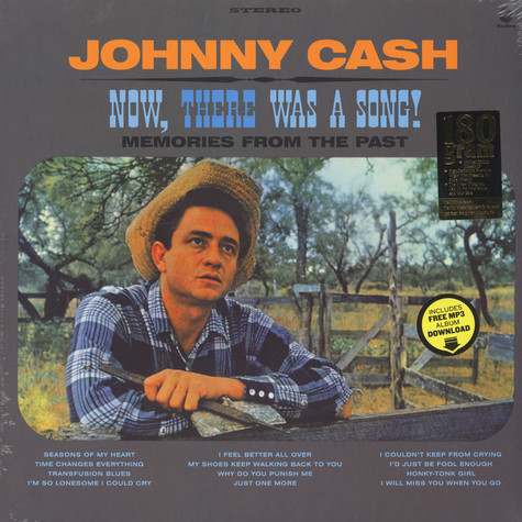Johnny Cash - Now, There Was A Song