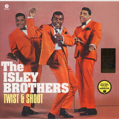 Isley Brothers, The - Twist And Shout