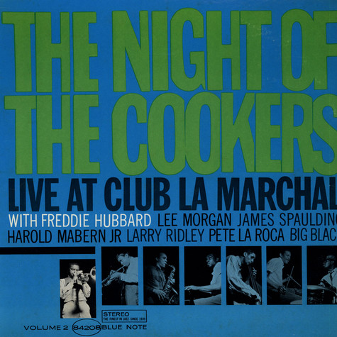 Freddie Hubbard - The Night Of The Cookers - Live At Club La Marchal - Volume 2