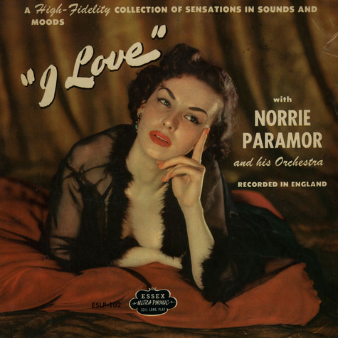 Norrie Paramor And His Orchestra - I Love