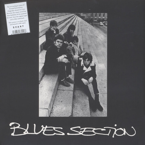 Blues Section - Blues Section