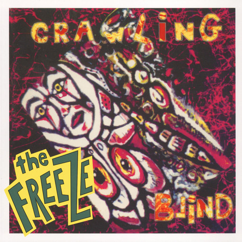 Freeze - Crawling Blind