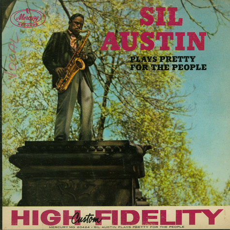 Sil Austin - Sil Austin Plays Pretty For The People