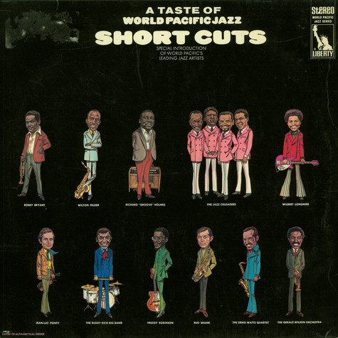V.A.   - Short Cuts (A Taste Of World Pacific Jazz)