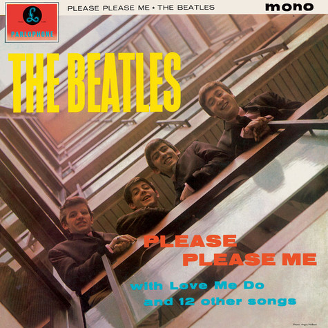 Beatles, The - Please Please Me Remastered Mono Edition
