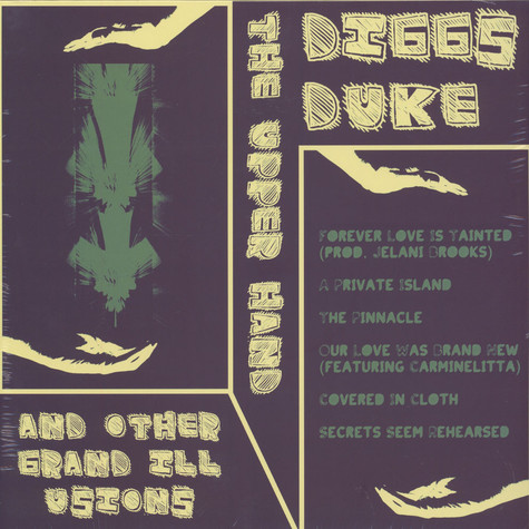 Diggs Duke - The Upper Hand & Other Grand Illusions EP