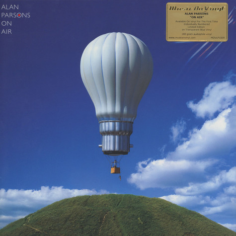 Alan Parsons - On Air Colored Vinyl Edition