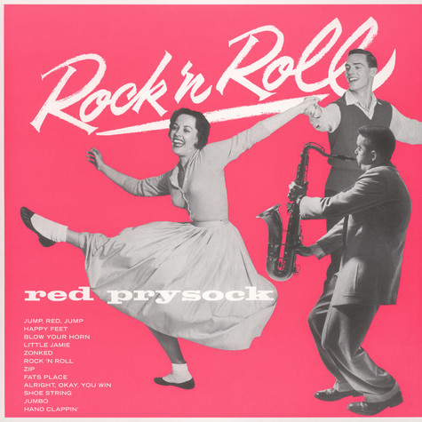 Red Prysock - Rock'n'Roll