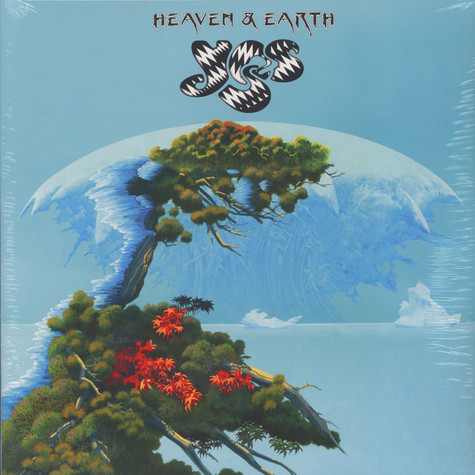 Yes - Heaven & Earth Black Vinyl Edition