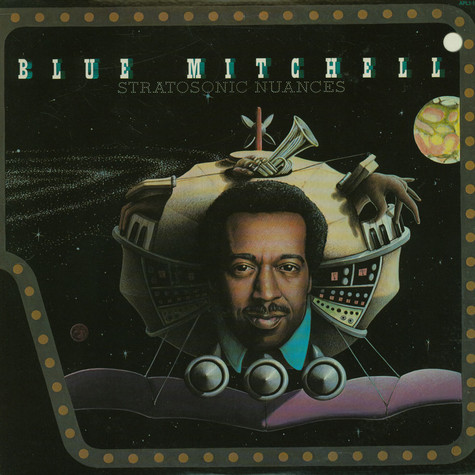 Blue Mitchell - Stratosonic Nuances