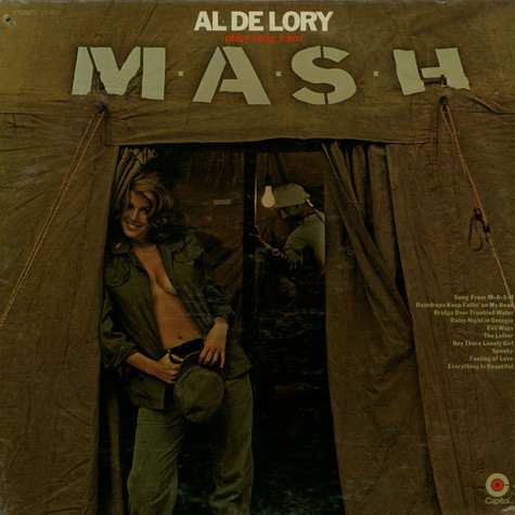 Al De Lory - Plays Song From M*A*S*H