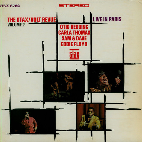 V.A. - The Stax / Volt Revue Volume 2 Live In Paris