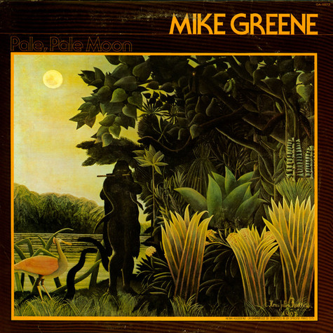 Mike Greene - Pale, Pale Moon