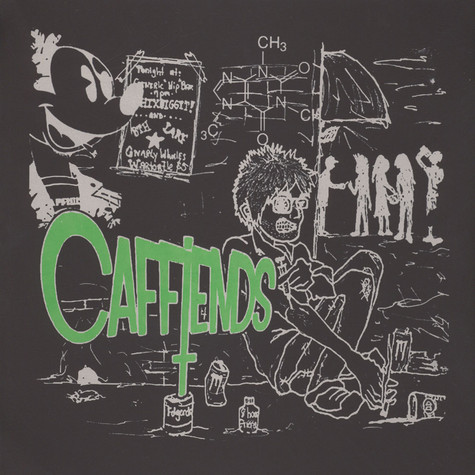 Caffiends - Caffiends