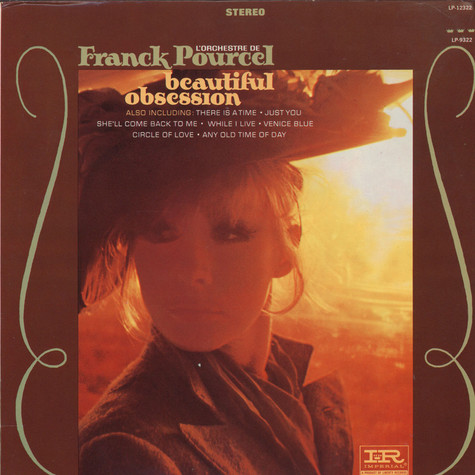 Franck Pourcel Et Son Grand Orchestre - Beautiful Obsession
