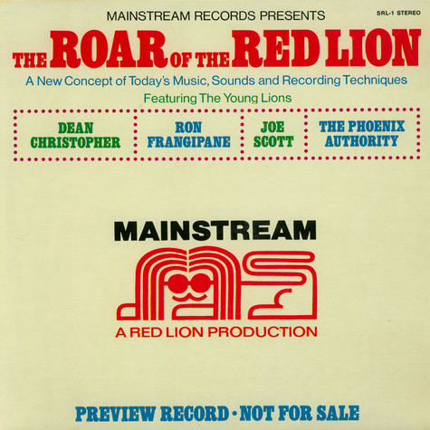 V.A. - The Roar Of The Red Lion