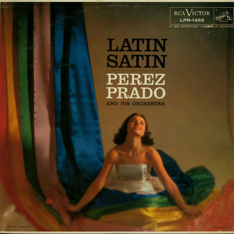Perez Prado And His Orchestra - Latin Satin