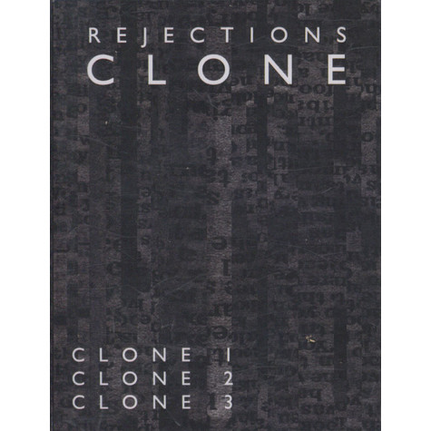 Rejections - The Clone EP