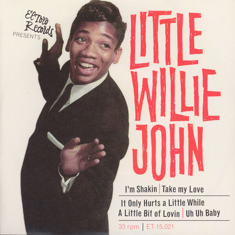 Little Willie John - Little Willie John