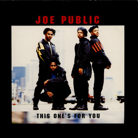 Joe Public - This One's For You