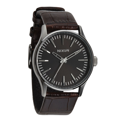 Nixon - Sentry 38 Leather