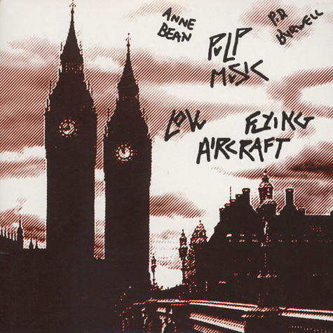Pulp Music - Low Flying Aircraft