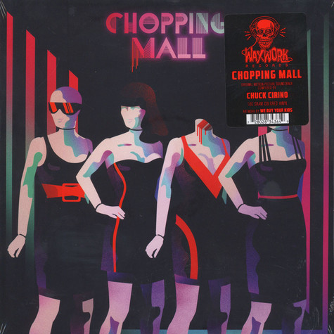 Chuck Chirio - OST Chopping Mall