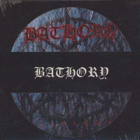 Bathory - Octagon Picture Disc Edition