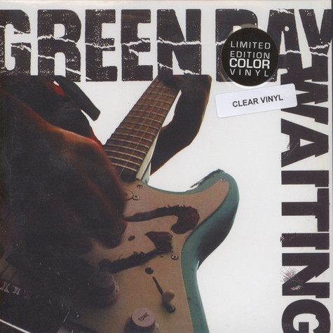 Green Day - Waiting Clear Vinyl Edition