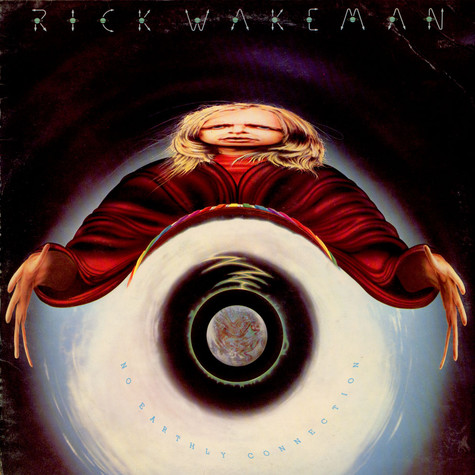 Rick Wakeman And English Rock Ensemble, The - No Earthly Connection