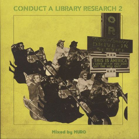 DJ Muro - Conduct A Library Research 2