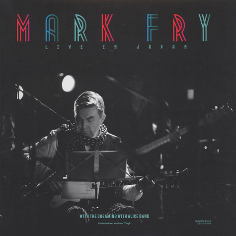 Mark Fry - Live In Japan