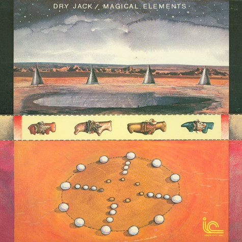 Dry Jack - Magical Elements