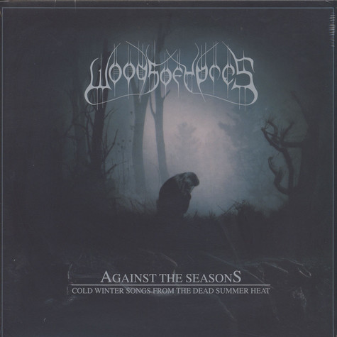 Woods Of Ypres - Against The Seasons - Cold Winter Songs From The Dead Summer Heat Black Vinyl Edition