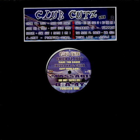 Club Cutz - Volume One
