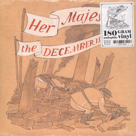 Decemberists, The - Her Majesty