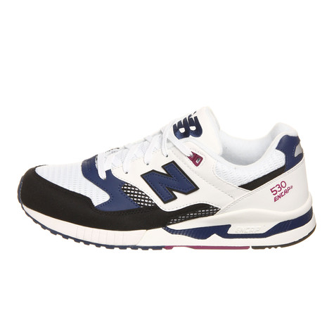 New Balance - M530 BW (White   Black)   HHV 639c5a791e28