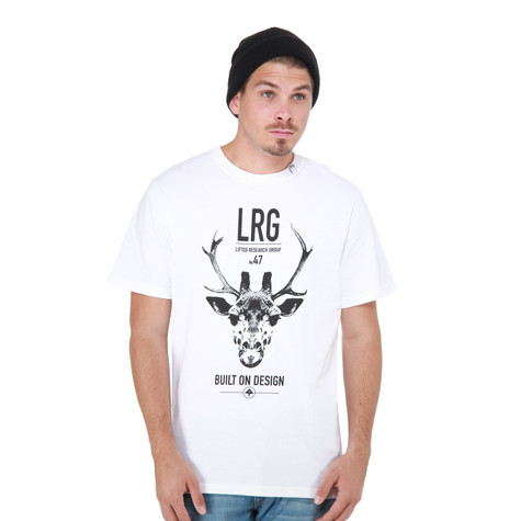 LRG - Built On Design T-Shirt
