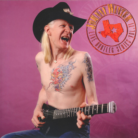 Johnny Winter - Live Bootleg Series: 11